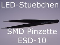 SMD Pinzette ESD-10
