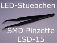 SMD Pinzette ESD-15