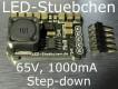 Bausatz LED KSQ 65V max, 1000mA, Konstantstromquelle