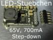 Bausatz LED KSQ 65V max, 700mA, Konstantstromquelle