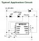 5x MY8103 LED-Treiber IC (65V step-down KSQ IC 1000mA max)